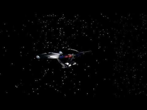 USS Enterprise WIP