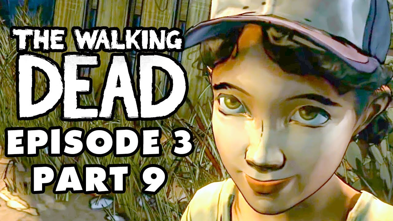 walking dead game how to start train