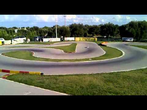 Mini Autodromo Egnathia Monopoli Finale B del 17/10/2010