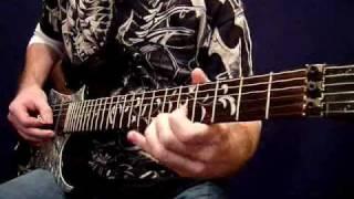 Joe Satriani - Cryin (guitar cover)