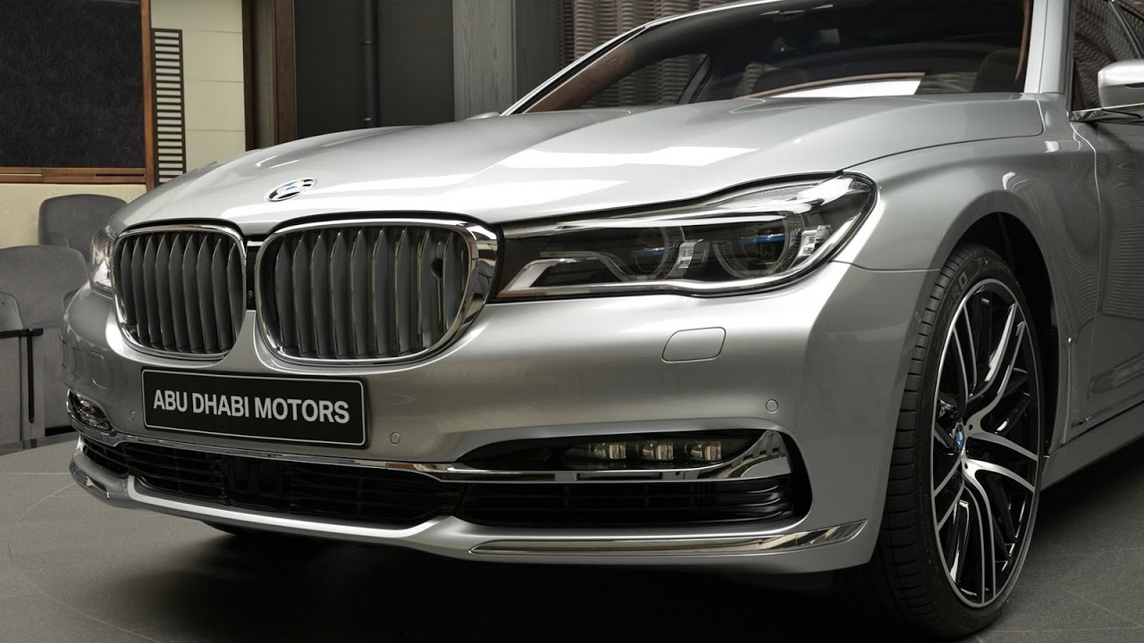 Bmw 7 Series 760li Xdrive V12 Pure Excellence 2017