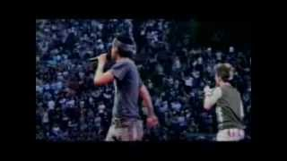 Normal Generation live auf der Waldbühne Pierced 2003