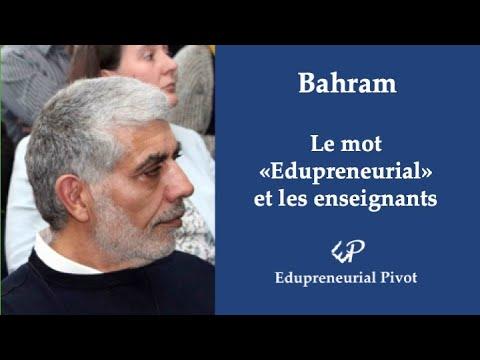 Une question de Barham Zaerpour