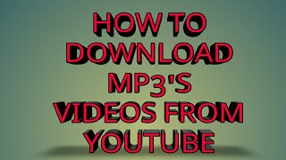 how-to-download-free-mp3-music