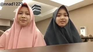 Duet Sholawat Ya Hayatirruh Nadia Nur Fatimah