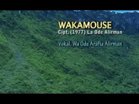 Lagu Buton Cia-Cia Wakamouse