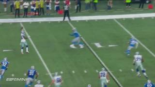 Dez Bryant Throws TD to Witten! | Trick Play | Lions vs. Cowboys | Week 16 Highlights