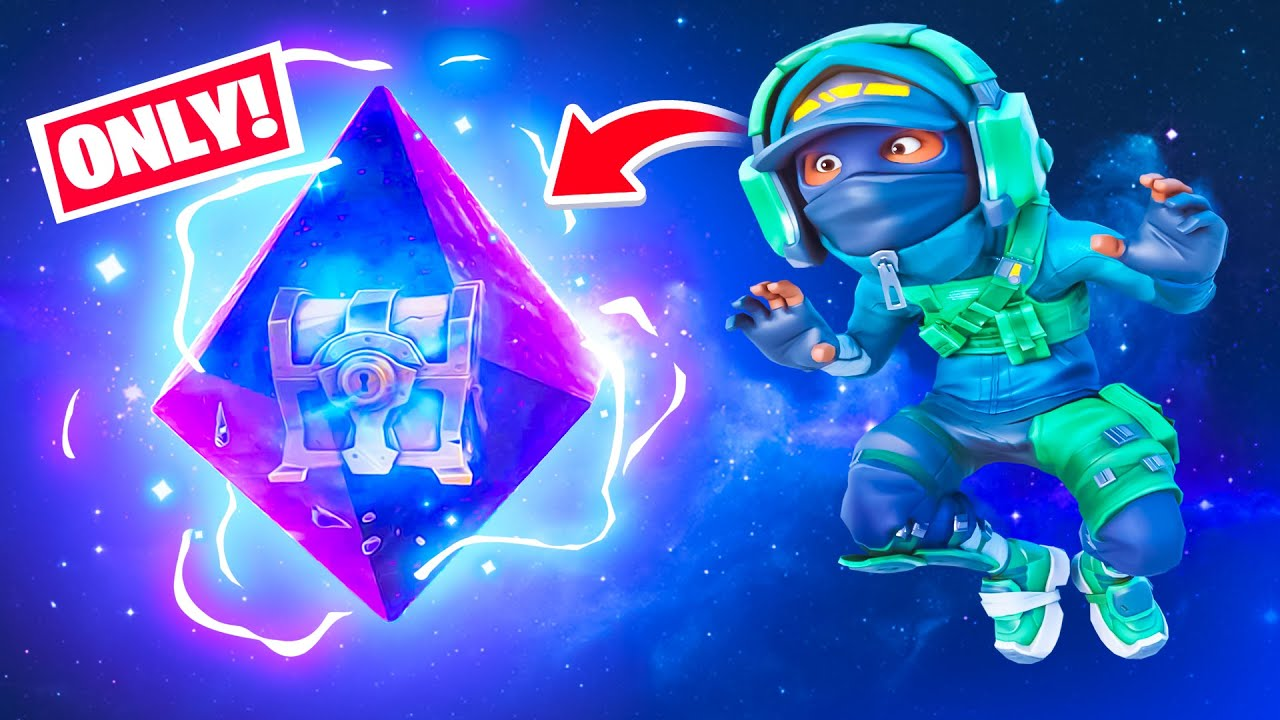 *COSMIC* CHEST ONLY!