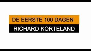 Eerste 100 dagen Burgemeester Korteland