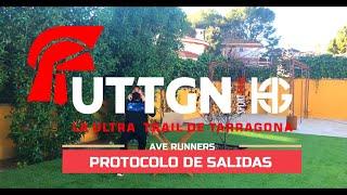 PROTOCOLO SALIDAS | UTTGN sport HG | La Ultra Trail de Tarragona