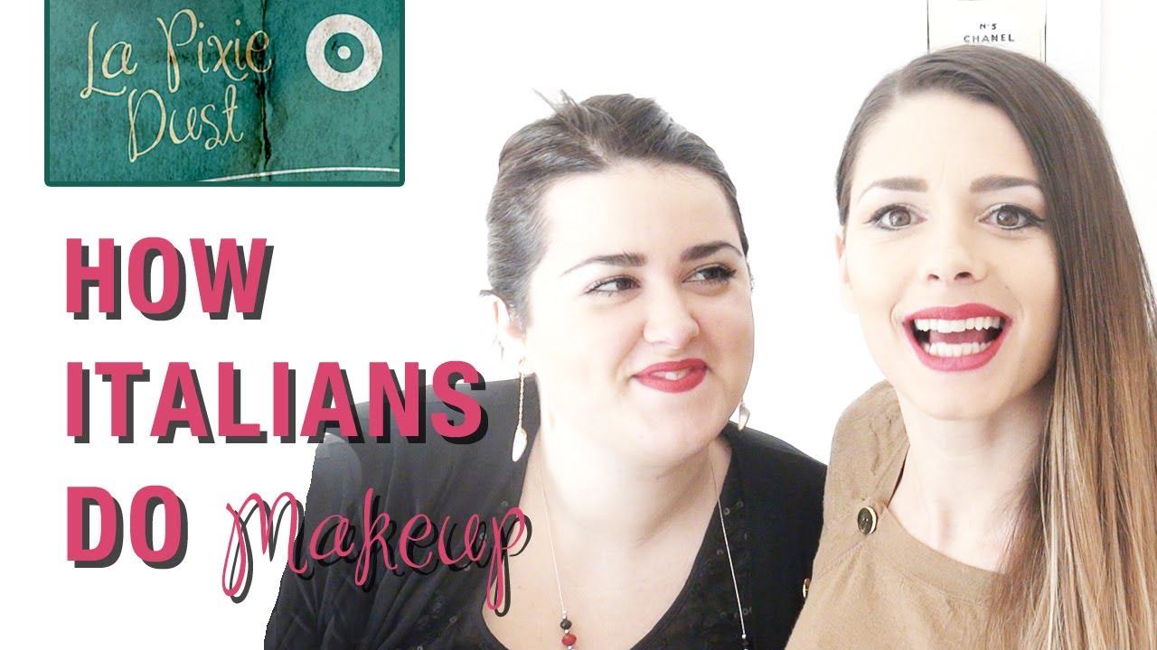 How italians do makeup the pin up tutorial fail youtube baditri Images