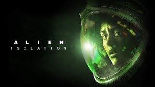 Ужасы. Alien Isolation. Королевская битва