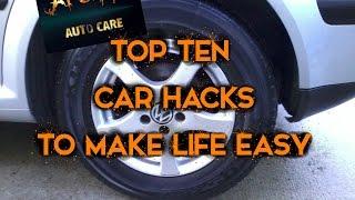 Finnegan's Garage Ep 14: Life Hacks for Car Guys