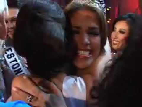 MISS UNIVERSE 2008 CROWNING Dayana Mendoza (VENEZUELA)