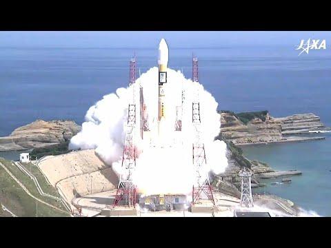 JAXA H-IIA Launched Michibiki 3 Communication Satellite