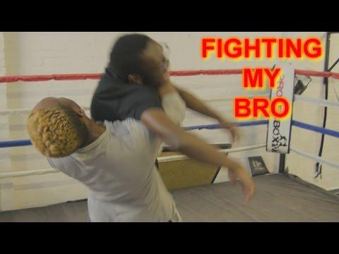 fighting-my-bro!!