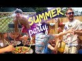 Summer Party - Water Fun, BBQ & Games with Cherish Moments