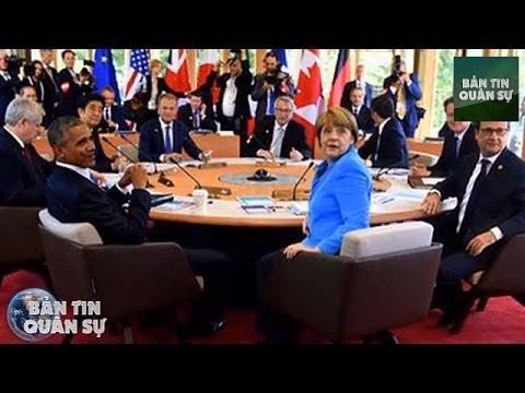 Bí Mật Quân Sự - Trung Quốc Cay Cú Khi G7 Họp Bàn Về Biển Đông