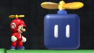 Newer Super Mario Bros Wii - All Towers