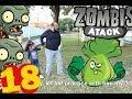 #PlantsVsZombies #T1 #C18 Plants vs zombies atack box choy nos ayuda #PlantsVsZombies