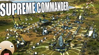 Setons Clutch CLASSIC MULTIPLAYER MAP - Supreme Commander Forged Alliance