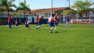 Projeto Futuros Craques -  Sociedade Esportiva Cantareira - 2015