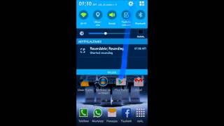 Activar Icono Datos Moviles, SBeam, Air Gesture y otros en Galaxy S5