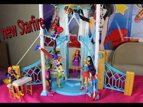 DC Superhero Girls New 6'' Starfire