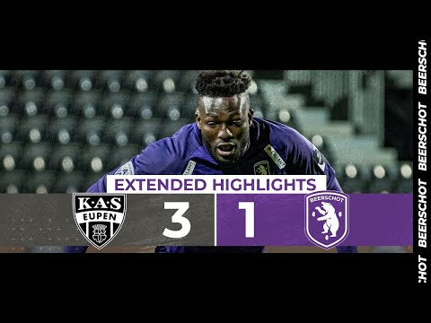 Eupen Beerschot Goals And Highlights