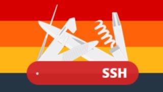 "SSH - ""швейцарский нож"" linux-админа [GeekBrains]"