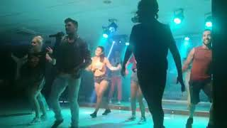 """CAN`T STOP THE FEELING"" Show VIAJE A LAS VEGAS - MedPlaya Productions, Benidorm"
