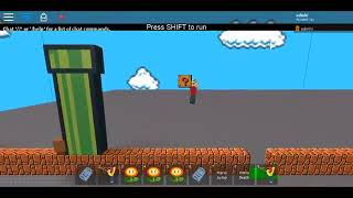 Super Mario Bros by Odin on roblox Reversed