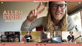 Allen Stone - Look Outside (Official Music Video)