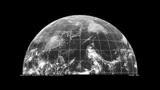 台風→衰退→温帯低気圧?として猛烈に発達