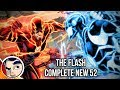 "Flash ""Beginnings to Evil Barry Allen & Reverse Flash"" - Full Story 