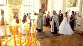 Венчание Дима и Аня