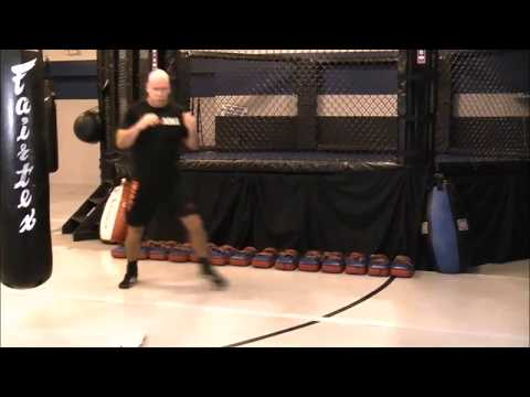 Kickboxing/Self-Defense Home Fitness Workout (The Comeback, #8)