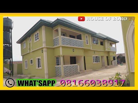 Download THE BIGGEST ESTATE AT UPPER SAKPONBA // HOUSE OF BORO TV // EMMA MARLBORO // HOUSE TO LET IN BENIN