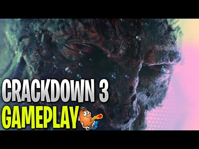 Introduction to Crackdown 3 | Crackdown 3 | Xbox One X Gameplay
