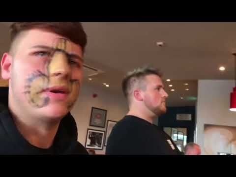 ELLIOT GETS REALLY MAD D!CK IN THE FACE PRANK!*Ben Phillips and Elliot*