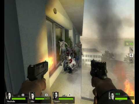 youtube left4 dead 2 how to change viewmodel