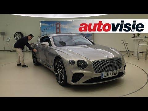 Sjoerds Weetjes #50: Bijzonderheden van de Bentley Continental GT
