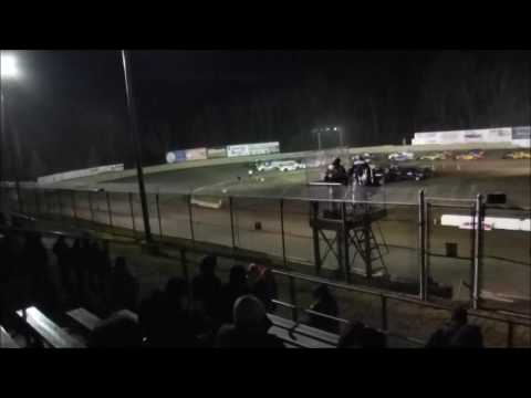 Accord Speedway - December 3, 2016 - Street Stock Main
