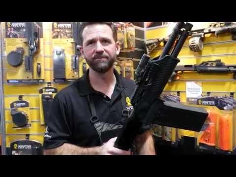 Adaptive Tactical MGAT00902 Mossberg Sidewinder Venom 12 GA Shotgun Mag 10 Round