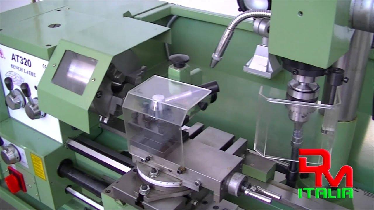 Dreh-Fräsmaschine für die Metallbearbeitung Multitech 800 ...
