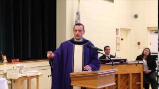 Bishop Caggiano's Ash Wednesday Homily