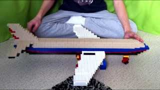 """Tutorial"" Build Lego Airplane"