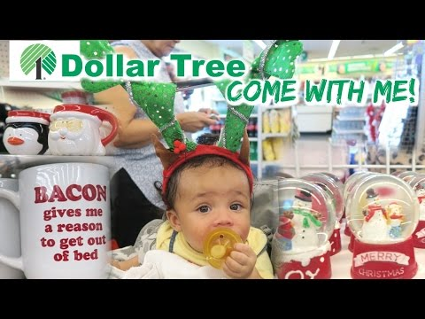 Come with Me to Dollar Tree!!