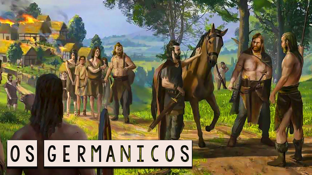 Os Germânicos: O Povo Bravo e Guerreiro da Região da Germânia - Grandes Civilizações da História
