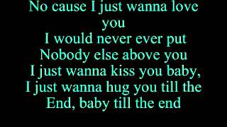 "Justin Bieber ""Right Here""[Lyrics] Ft. Drake"
